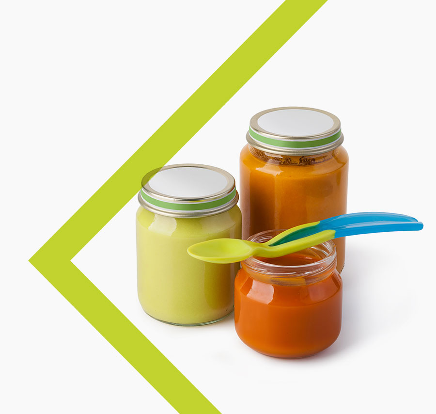 Baby food organic