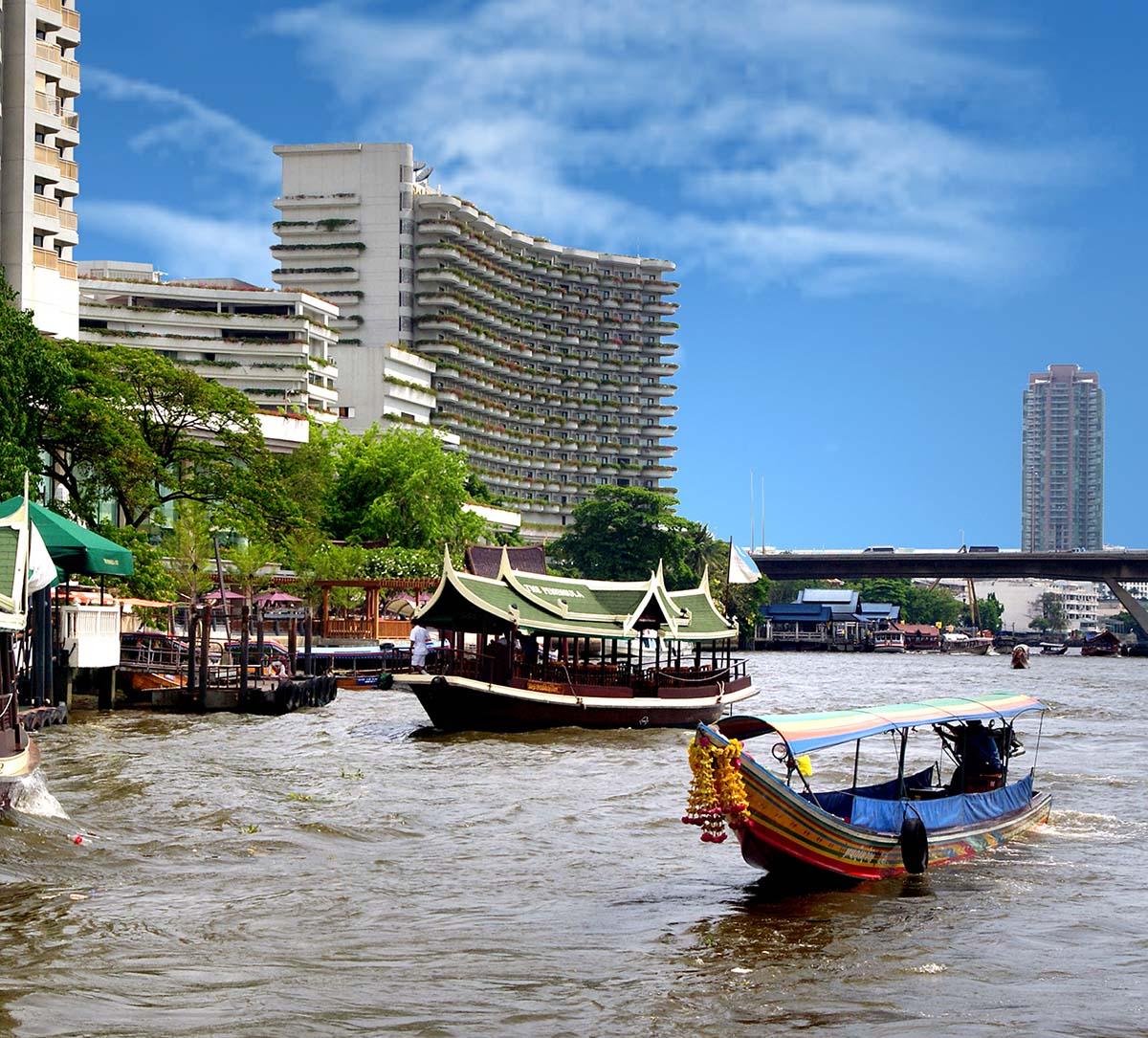 Bangkok events organicity project