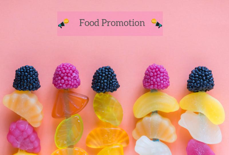 food promotion organicity