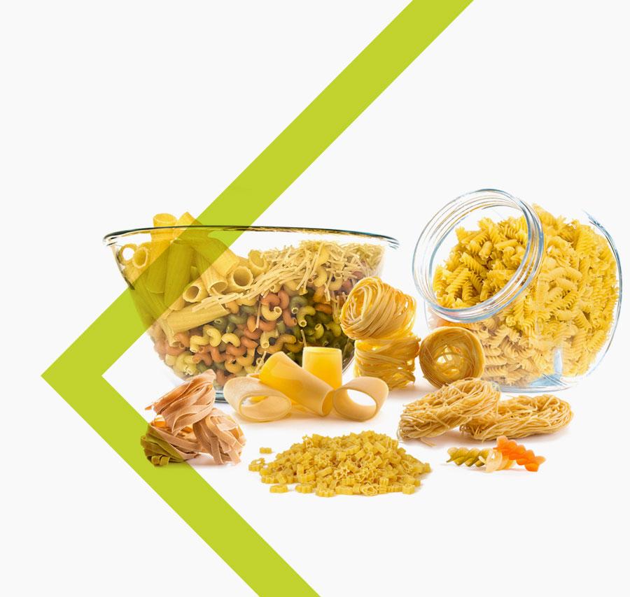 Organic pasta