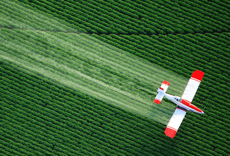 Glyphosate: why organic agriculture is the best choice