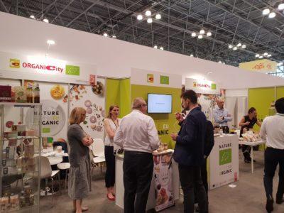 Summer Fancy Food Show 2019 Organicity