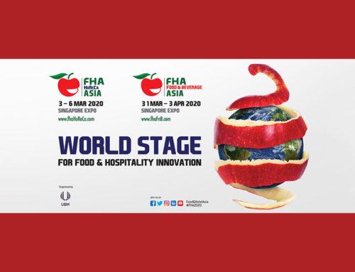 Food Hotel Asia Food & Beverage 2020
