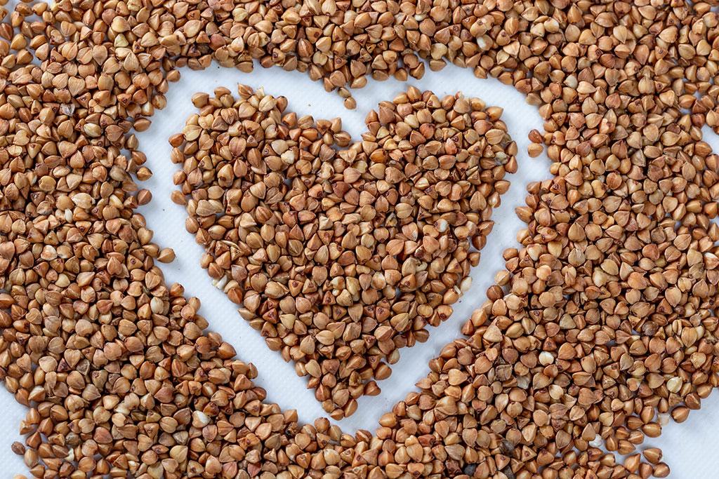 buckwheat organic properties