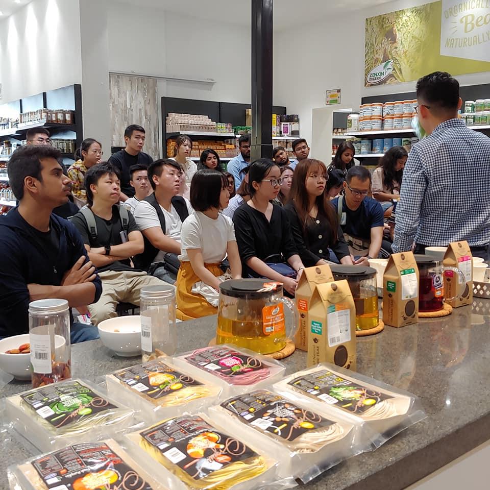 organic week singapore zenxin