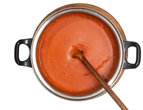 Tomato pulp, puree and sauce: use and characteristics