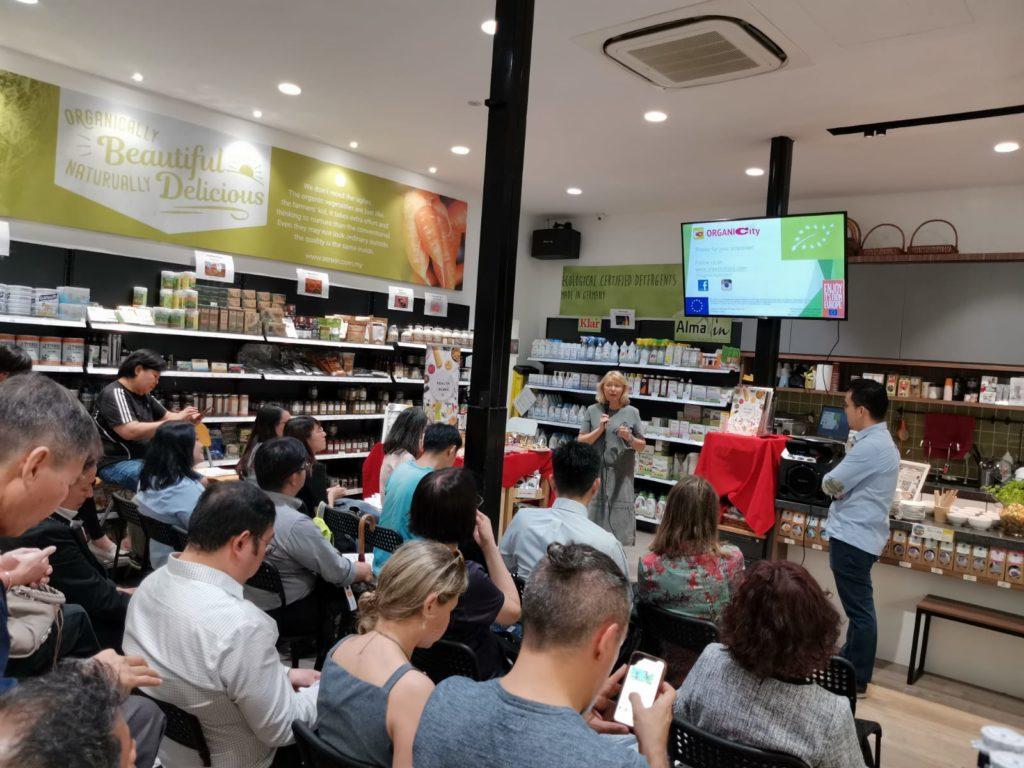 organic week singapore 2019