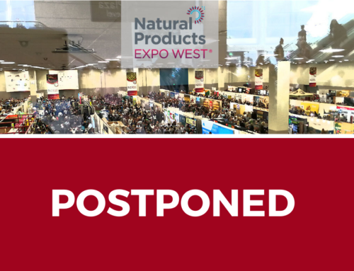 Natural Products Expo West 2020 has been postponed
